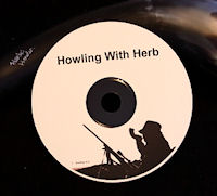 Howling with Herb CD